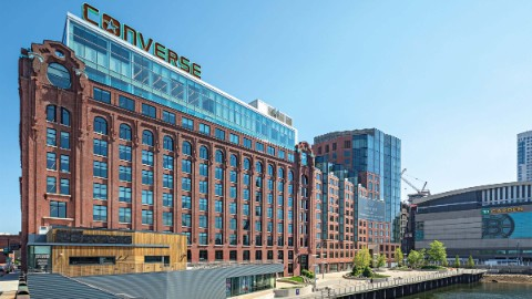 1 Lovejoy Wharf - the Converse headquarters at Boston waterfront